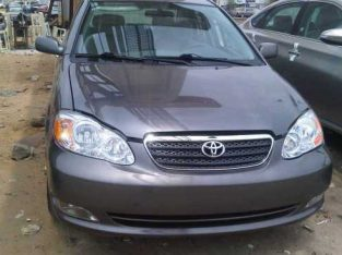 clean Toyota Corolla s-sport for sale buy and drive
