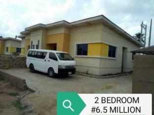 Buy 2 bedroom bungalow in TREASURE ISLAND ESTATE mowe for #6.5M initial deposit #250k & spread balance over 36.