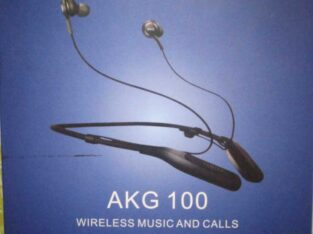 Samsung AKG100 Bluetooth Necklace headset