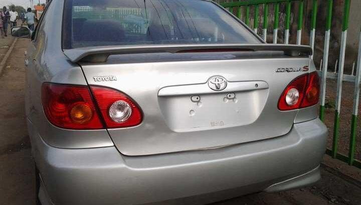 2004 toyota corolla for sale