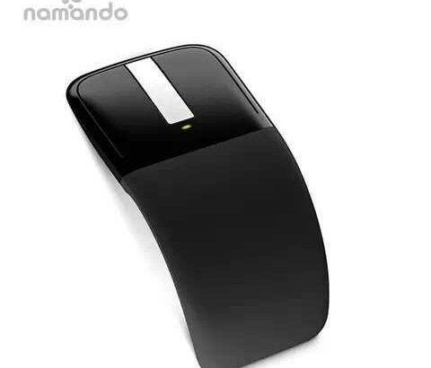 Arc Curve Wireless Mouse
