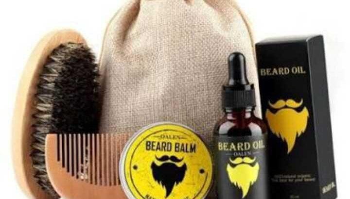 BEARD OIL WITH BALM