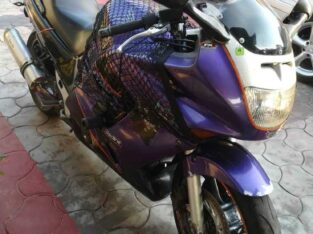 Honda power bike
