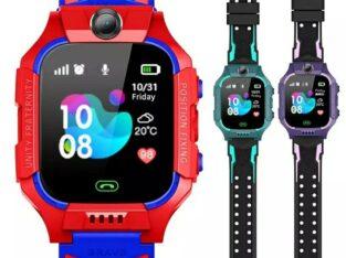 Kids Children Lbs Positioning Tracker Smartwatch
